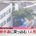 神奈川県茅ケ崎市の90歳女性の顔画像は?車が衝突したすぐそばにはハローキティーが!?それに見とれたことが判明!!