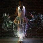最新技術の『光るドレス!』が凄い!!