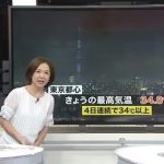 日本の梅雨の短さと猛暑の原因は2層高気圧だった!!地球規模に降りかかるあの前ぶれか!?