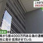大口邦子の顔画像や元同僚から2880万円を騙し取った理由がヤバい!仕事場のある素性が明らかに!?